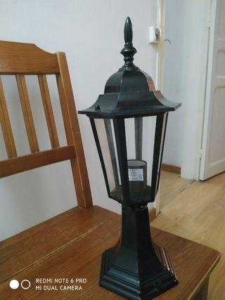 lampara de Jardín nueva