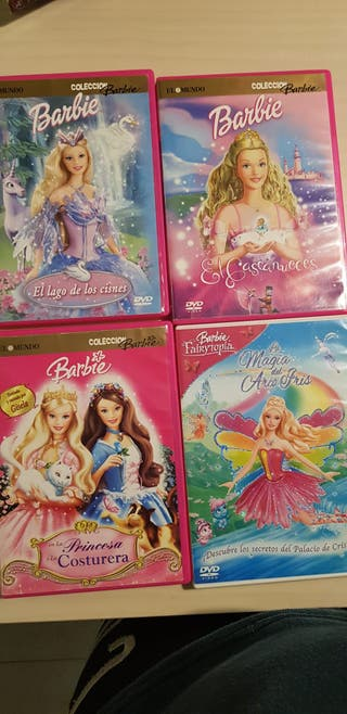 DVD DE LA BARBIE