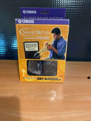 Sordina Silent Brass Trompeta