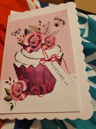 valintines card