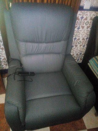 sillón eléctrico