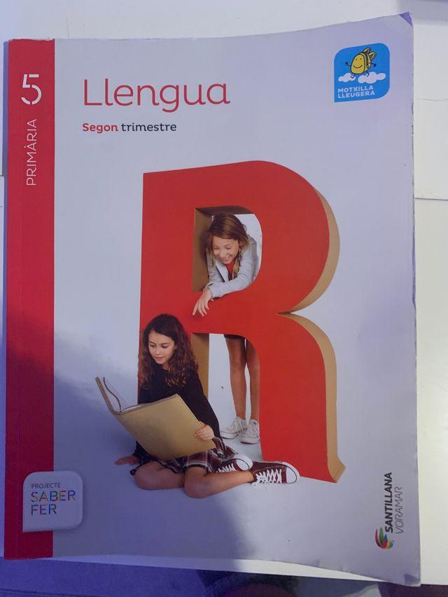 Libro lengua 5to primaria