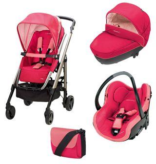 Carrito de bebe trío de Bebé Confort New Loola