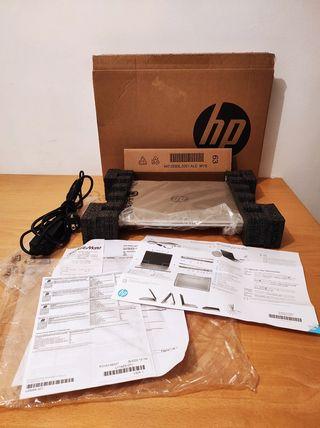 Táctil, HP Pavilion x360 convertible Windows10