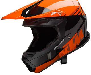 Casco KTM para competiciones