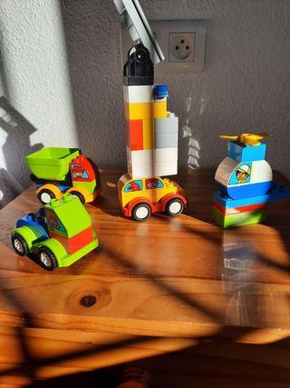 legos de 30piezas para bebés de 18 meses