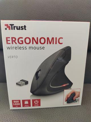 Ratón ergonómico