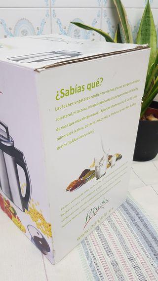 Robot de cocina Pérgola. Leches vegetales