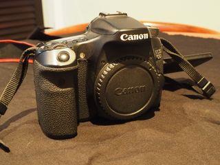 Cámara de fotos Canon Eos 70D
