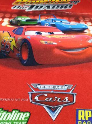 Manta de cars de Disney