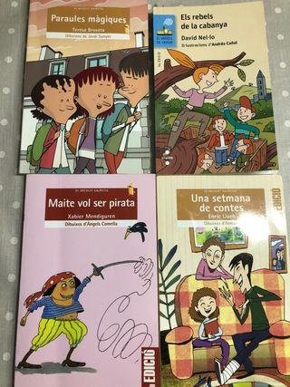 Libros en valenciano a partir de 9/10 años