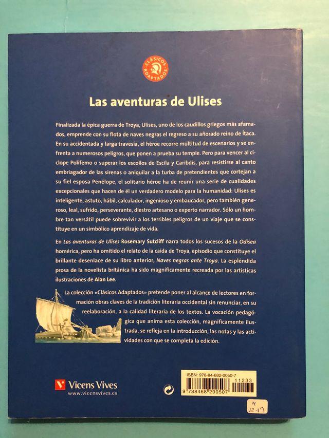LAS AVENTURAS DE ULISES-La historia de la Odisea