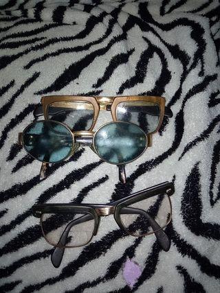 gafas viejas