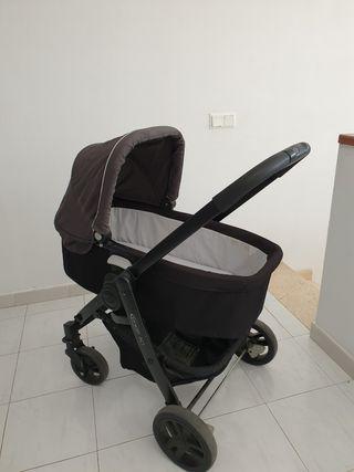 carro graco. cuco+maxicosi+silla