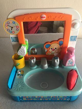 Lavabo niños juguete FISERPRICE