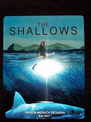 The Shallows - Infierno Azul Bluray Steelbook