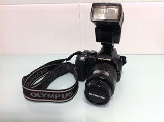Cámara de fotos Réflex Olympus E-500
