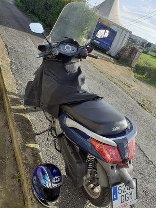 scooter sym cyticom 300cc