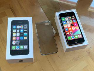 iPhone 5S 16GB Gris Espacial. Libre