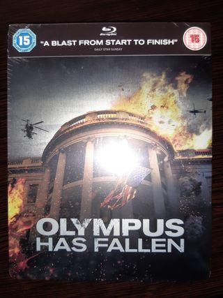 Olympus has Fallen Bluray Steelbook