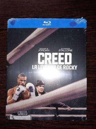 Creed La Leyenda de Rocky Bluray Steelbook