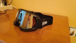 Casco + Gafas Esquí y Snowboard