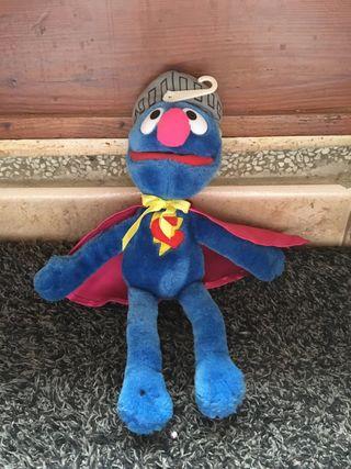 Coco superman!