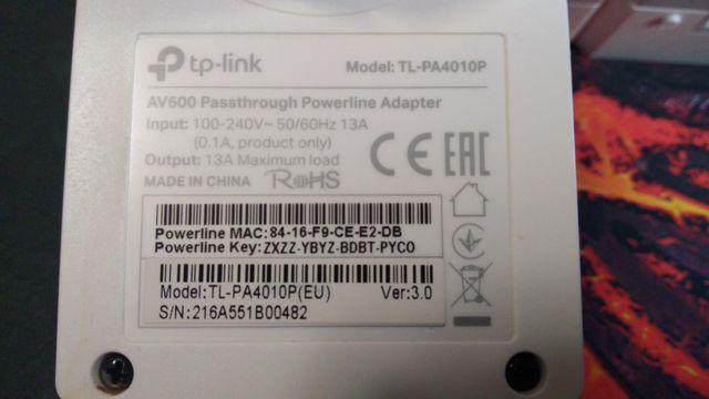 Adaptadores PLC TP-Link