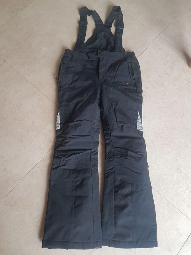 Pantalon Nieve Ninos Talla 152 Cms De Segunda Mano Por 50 En Capellades En Wallapop