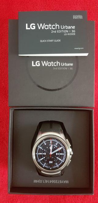 Smartwatch LG Urbane 2 w200