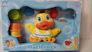 Juguetes infantiles para baño