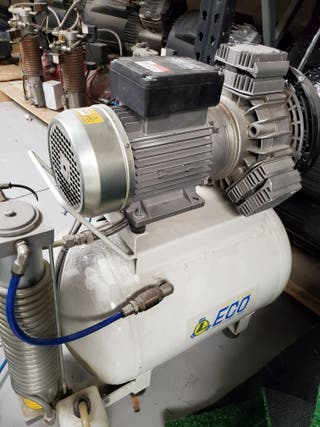 compresor dental 3 cilindros con secador
