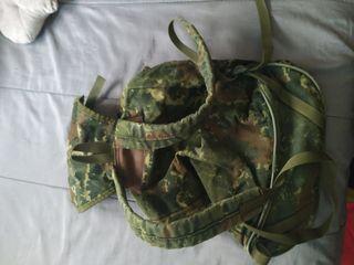 mochila caza