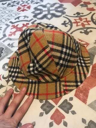 Sombrero/Gorro Bucket Burberry