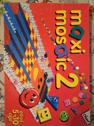 Maxi Mosaic 2 DISET