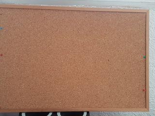 Panel corcho 90x60cm