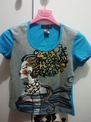 camiseta Mujer custo Barcelona