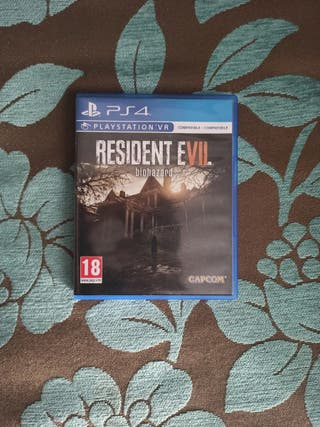 Resindent Evil 7 PS4