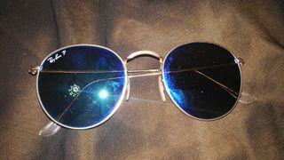 gafas de sol Ray Ban round metal