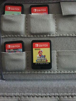 Super Mario bross u deluxe sur Nintendo switch