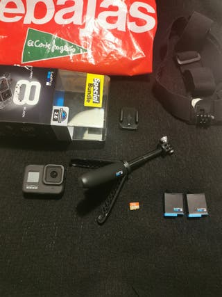 Gopro Hero8 Black- Special Bundle