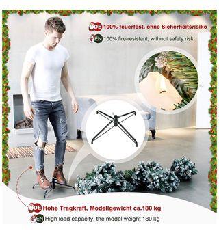 Árbol de navidad artifical 150cm