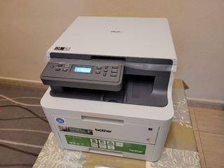 Impresora multifunción láser color Brother wifi