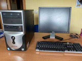 Ordenador PC de sobremesa EI 205 Intel Celeron D