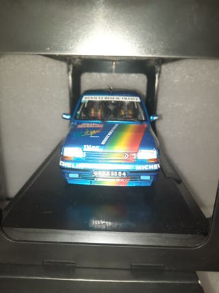 1/18 maqueta Renault 5 turbo fase 2 rally montecar