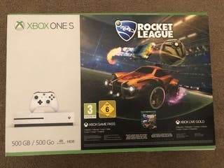 Xbox One S 500gb Console 10/10 condition