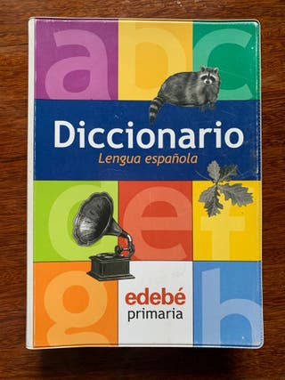 Diccionario edebé primaria
