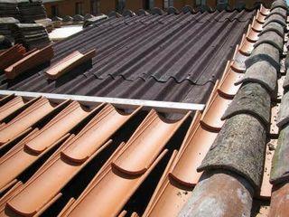goteras humedades arreglo reparación de tejados