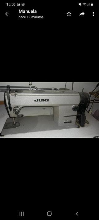 máquina coser juki- DDL-5550