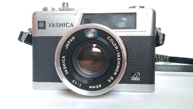 Camara Yashica 35 GX telemétrica de carrete